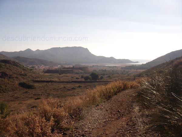 Sierra Minera La Union y Bahia de Portman Cuando la Reina Isabel II bajó a una mina en La Unión