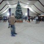 pista patinar hielo Cuartel Artilleria Murcia