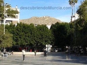 Castillo de Orihuela Ruinas 300x225 Musulmanes contra Visigodos en los campos de Sangonera
