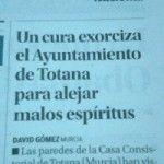 Exorcismo Ayuntamiento Totana 150x150 Un exorcismo en el Ayuntamiento de Totana