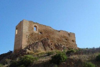 Mazarron Castillo de los Velez El Castillo de los Vélez en Mazarrón, su historia