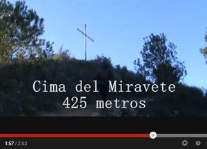 Monte Miravete Torreaguera Murcia Subida al Monte Miravete de Torreagüera (Parte II)