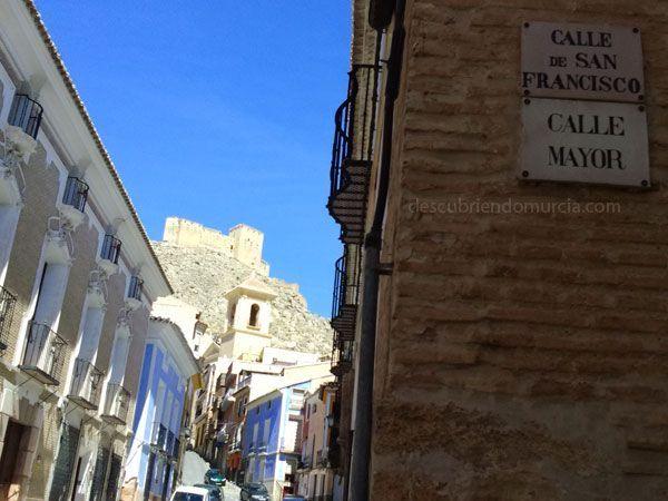 Mula Murcia Castillo Una niña cae por un pozo del Castillo de Mula