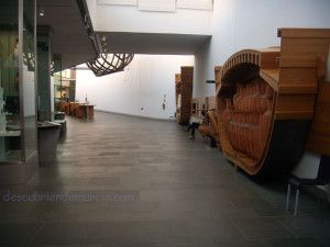 Museo ARQUA Cartagena 300x225 La historia de la fragata Nuestra Señora de las Mercedes