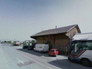 antigua estacion Beniel