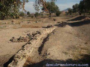 basilica paleocristiana algezares murcia 300x225 La murciana y misteriosa ciudad perdida de Ello