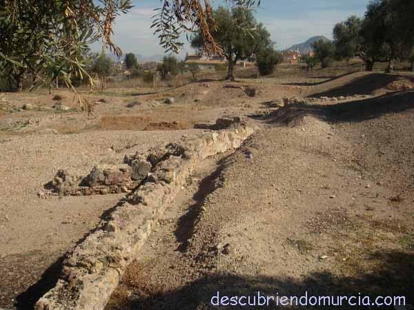 basilica paleocristiana algezares murcia La Cora de Tudmir en Orihuela y la fundación de la ciudad de Murcia