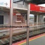 Estacion Tren Beniel Murcia