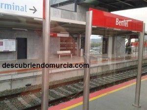 Estacion Tren Beniel Murcia 300x225 La Estación de Beniel se queda sin AVE