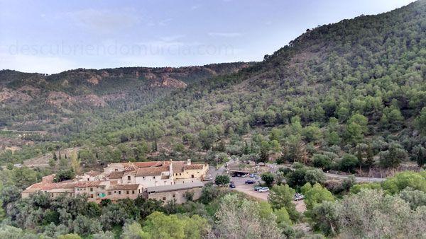 La Luz Murcia El Valle Un laberinto secreto en el Santuario de La Luz