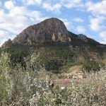 Las minas de oro en las sierras de Abarán, Cieza y Ricote
