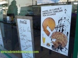 Pastel de Carne Murciano Orihuela El pastel de carne murciano de Orihuela