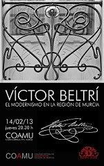 exposicion Victor Beltri Murcia