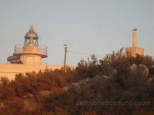 faro Puerto de Mazarron 300x225 La torre defensiva que se convirtió en el faro de Mazarrón
