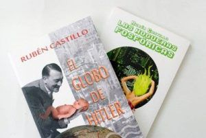 El Globo de Hitler Ruben Castillo 300x201 Hablamos con Rubén Castillo y El Globo de Hitler