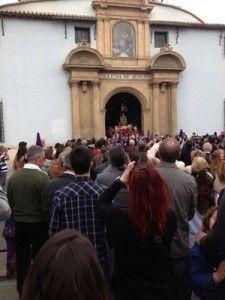 Iglesia de Jesus Murcia procesion salzillos 225x300 Las tallas de Salzillo lucen por la Murcia del siglo XVIII