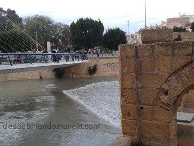 Molino Rio Segura Murcia Madame de Brinckmann y sus piropos hacia el río Segura y la huerta murciana