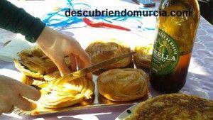 Pastel de Carne Murcia 300x169 Pasteles de carne y cerveza en la Plaza del Romea