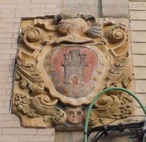Aljucer escudo Leyva 300x291 Las familias nobles de Aljucer y sus escudos