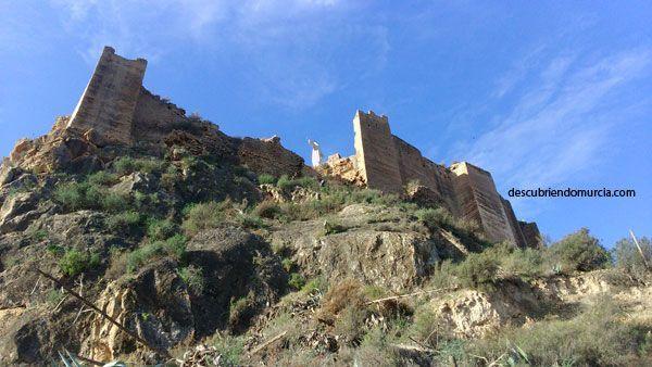 Castillo Monteagudo Cristo Murcia Alfonso X el Sabio, funda la Madrasa de Murcia en Monteagudo