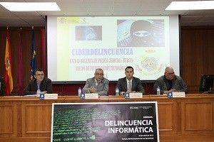 Delincuencia Informatica UCAM Murcia Los delitos telemáticos más comunes son a través del email