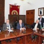 Firma acuerdo UCAM Graphenano