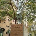 La «Hawaiana» del escultor murciano José González