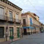 Una curiosa placa en la calle Mayor de El Palmar