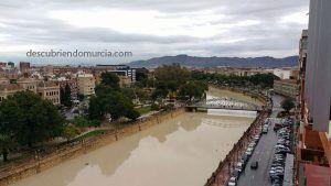 lluvias diciembre 2016 murcia rio segura 300x169 El Relojero del Emperador y el río Segura