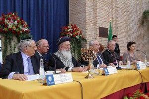 III Semana Cultural Sefardi Murcia UCAM 300x199 Gran Rabino Sefardita: el diálogo hará que el odio desaparezca de la faz de la tierra