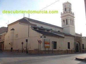 Iglesia de El Palmar Murcia Las pedanías de campo y las pedanías de huerta en el municipio de Murcia