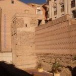 Muralla islámica de Murcia
