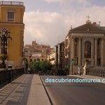 Puente de los Peligros Puente Viejo Murcia
