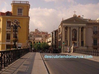 Puente de los Peligros Puente Viejo Murcia Ni Puente Viejo, ni vieja Condomina...
