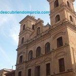 La placa de fray Diego de Cádiz en la iglesia de Santo Domingo de Murcia