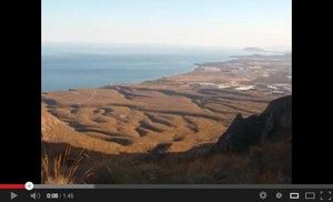 Sierra de las Moreras Mazarron Cabo Cope Calnegre Percheles Espectaculares vistas de Cabo Cope, Calnegre y Percheles desde la Sierra de Las Moreras