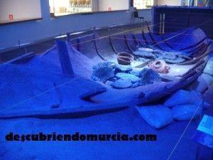 barco fenicio Mazarron ARQUA 300x225 El barco fenicio de La Isla, se queda en Mazarrón