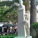 escultura Ricardo Codorniu Santo Domingo Murcia