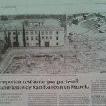 El yacimiento de San Esteban, noticia de nivel nacional