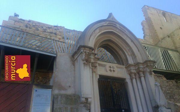 catedral cartagena No se restaurará la Catedral Vieja de Cartagena