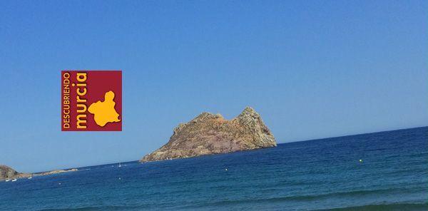 fraile isla aguilas Fenicios, griegos, romanos y focas en la Isla del Fraile de Águilas