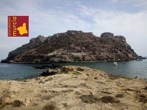isla del fraile aguilas murcia Fenicios, griegos, romanos y focas en la Isla del Fraile de Águilas