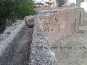 acueducto del Alamillo Mazarron 300x225 El acueducto de El Alamillo en Mazarrón