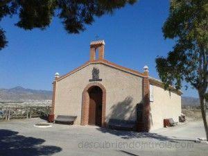 ermita Santa Ana Abanilla 300x225 La Batalla de Santa Ana en Abanilla