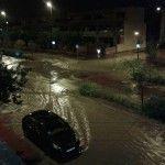 lluvias en Murcia Rambla Espinardo 150x150 Rambla de Espinardo, anegada por la lluvia