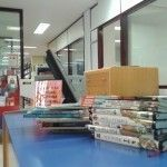 Biblioteca Murcia. Los libros no se tiran, se donan…