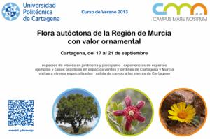 Flora Autoctona Region de Murcia 300x199 Curso sobre Flora Autóctona de la Región de Murcia
