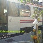 Estacion Tren Murcia El Carmen