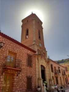 La Santa de Totana e1473174574413 Ruta guiada por la inmediaciones de La Santa de Totana