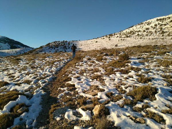 Moratalla Revolcadores Los señores de la nieve en Murcia